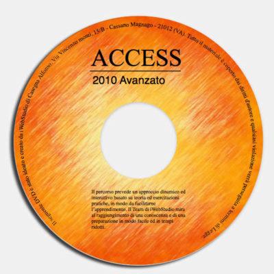Copertina Access 2010 Avanzato