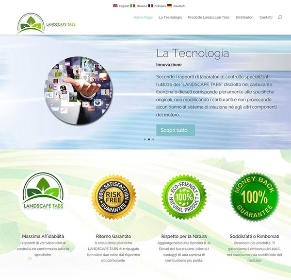 Siti web: landscapetabs