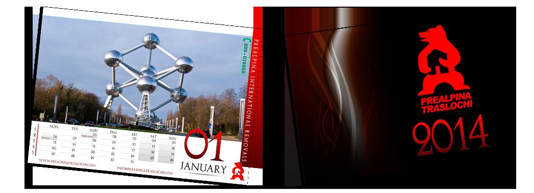 Galleria Lavori: Calendari