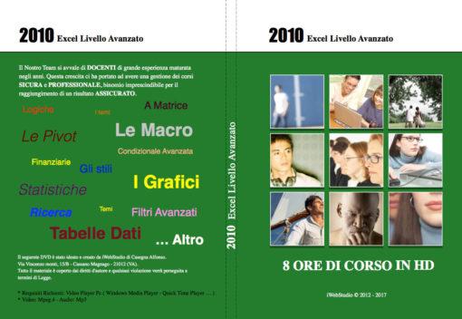 Copertina Excel Avanzato