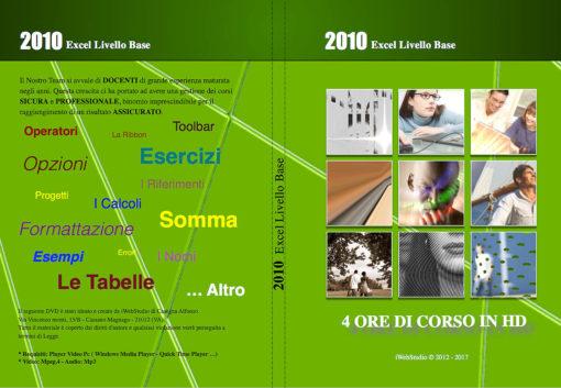Copertina Excel Base